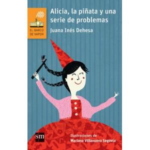 Alicia, la piñata y una serie de problemas