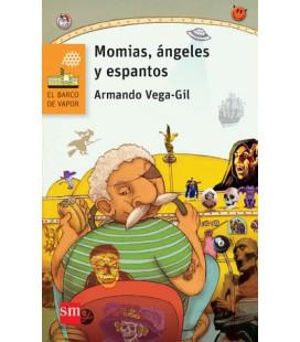 Momías, ángeles y espantos