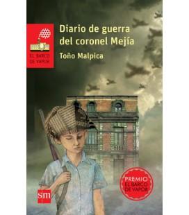 Diario de guerra coronel Mejia