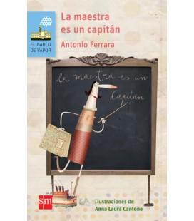 La maestra es un capitán