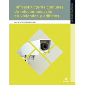 Infraestructuras comunes de telecomunicación en viviendas y edificios