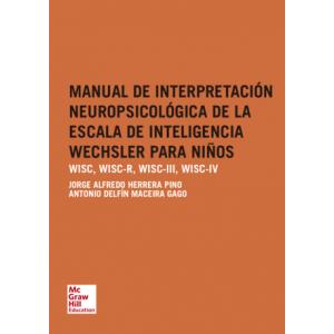 Manual de interpretación neuropsicológica de inteligencia Wechsler para niños