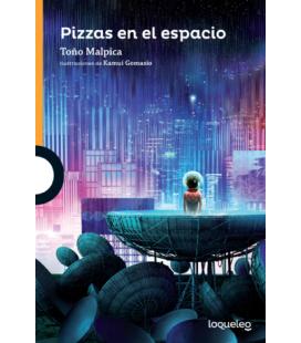 Pizzas en el espacio