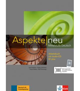 Aspekte neu B1.1 plus Arbeitsbuch